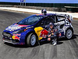 Rallycross GRC-sarja, 1. osakilpailu: