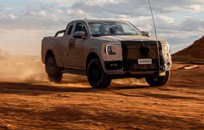 Ford esittelee: ensimmäinen kurkistus seuraavan sukupolven Ford Rangeriin
