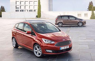 Uusi Ford C-MAX ja Grand C-MAX
