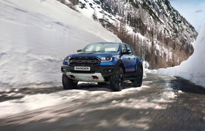Esittelyssä Ford Ranger Raptor Special Edition – nyt entistä vaikuttavampi