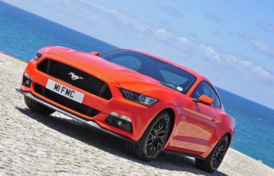 Yli 9 300 eurooppalaista halusi varata oman Mustanginsa