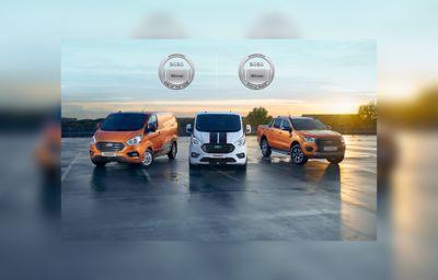 Ford oli vuoden 2019 ostetuin pakettiautomerkki Suomessa
