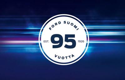 95-vuotta täyttävä Oy Ford Ab sähköistää Suomen liikennettä kovaa vauhtia