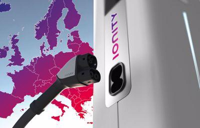 Uusi yleiseurooppalainen IONITY-latausverkosto mahdollistaa pitkät matkat sähköautolla