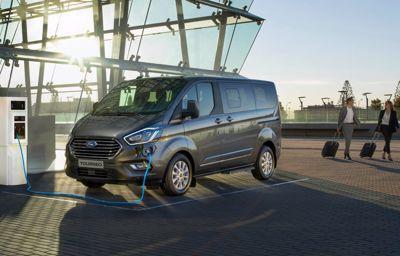 Räätälöity asiakkaan tarpeiden mukaan: Ford esittelee uuden sähköisen automalliston Amsterdamin Go Electric tapahtumassa