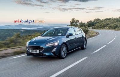 Avis Budget Group ja Ford uudistavat autojen vuokraamiskokemuksen Euroopassa
