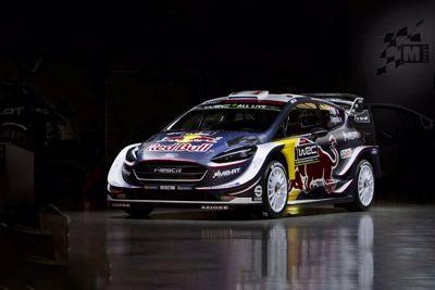 Ford Performancen tuki M-Sportin WRC-tallille tuo Fordin entistä laajemmin mukaan WRC-sarjaan kaudella 2018