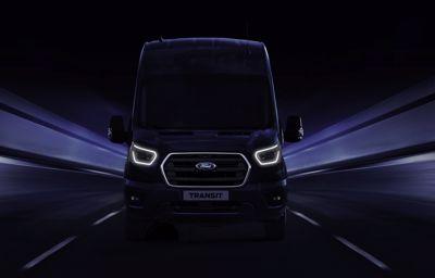 Ford pakettiautojen ykkösmerkki myös vuonna 2020