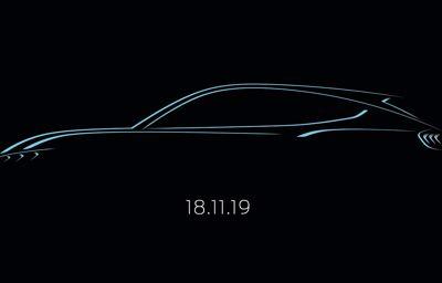 Ford esittelee Mustangin inspiroiman täyssähköisen SUV-mallin marraskuussa