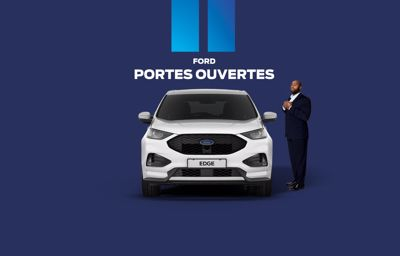 Portes Ouvertes Ford : Exclusivement ce Week-end !