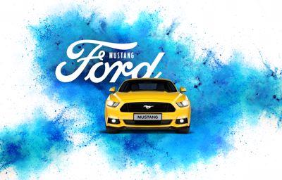 Le FordStore de Saint Ouen l'Aumône vous présente la Ford Mustang.