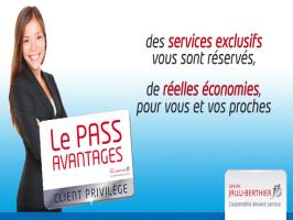 Avantages exceptionnels et Services exclusifs