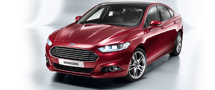 Nouvelle FORD MONDEO
