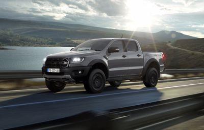 Un **Ford Ranger Raptor customisé** pour vous chez Ford Alliance !