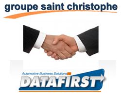 Le Groupe Saint Christophe rencontre DataFirst