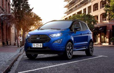 Le Ford Ecosport est arrivé chez Ford Dugat Automobiles !
