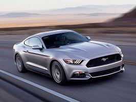 Les chiffres de puissance de la nouvelle Mustang
