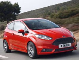Nouvelle Ford FIESTA ST 1,6 Ecoboost 182ch