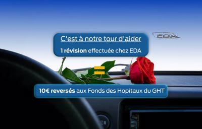 Aidez-nous à soutenir le CHU de Saint-Etienne !
