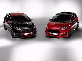 Ford Fiest Back & Red Edition 1,0l EcoBoost 140ch