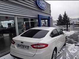 Venez essayer la nouvelle Mondéo Hybrid dans votre concession Ford EDA Saint-Etienne