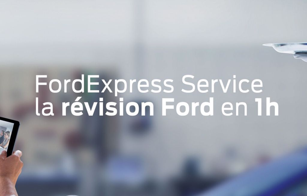 Ford Express Service
