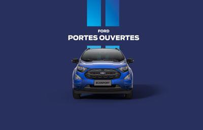 Week-end Portes Ouvertes Ford: le 19 et 20 janvier 2019 !