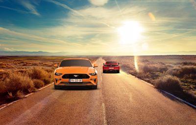 La Nouvelle Ford Mustang est arrivée chez Ford le Mans !