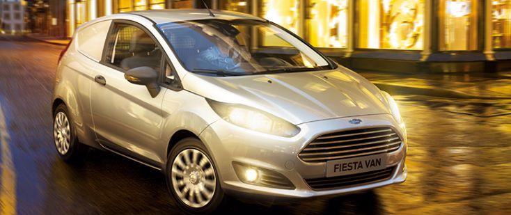 Découvrez la Ford Fiesta Affaires