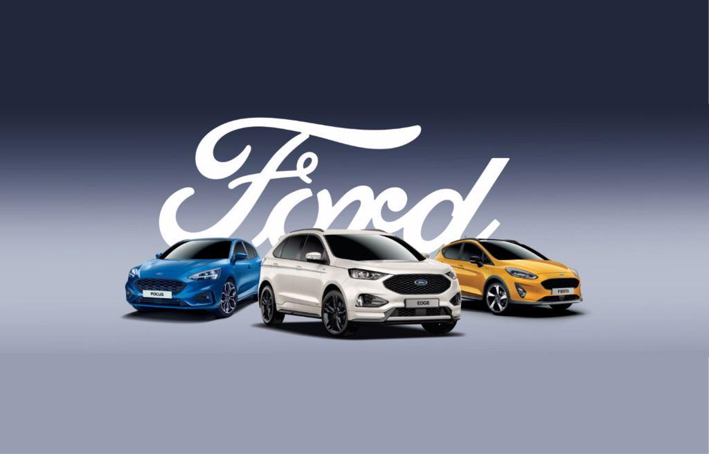 Gamme Hybride et Electrique Ford