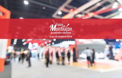 **Barrat Automobiles** présent durant la **Foire de Montluçon du 5 au 13 octobre** !
