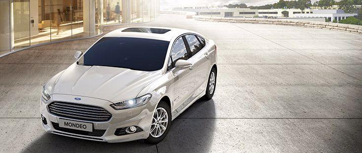 Découvrez la Nouvelle Ford Mondeo Hybrid !