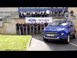 Ford France Ice Bucket Challenge