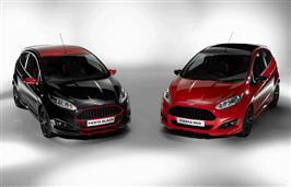 Nouvelle Fiesta Red Edition