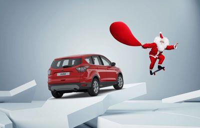 Ford Cardona vous souhaite un très **Joyeux Noël** !