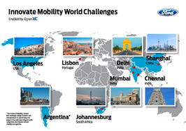 Ford Innovate Mobility Challenge Series