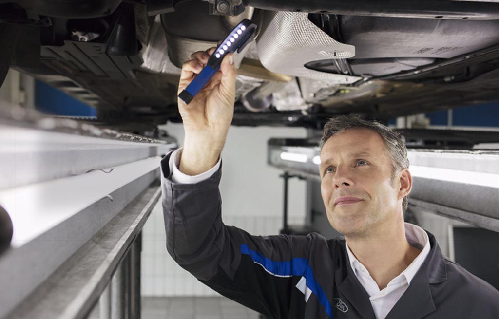 Réparations toutes marques concession ford