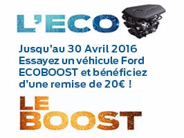 Essaie EcoBoost Ford MAGRIS