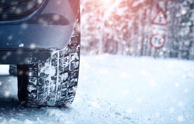 Prenez la route en toute sécurité cet hiver !