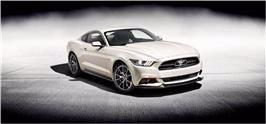 Une série limitée pour les 50 ans de la Mustang !