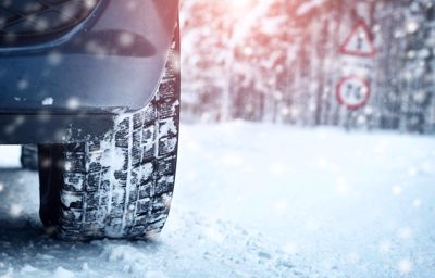 Pneus neige : votre meilleur allié cet hiver !