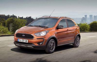 La Nouvelle Ford KA+ Active est arrivée chez Ford Cavaillon !