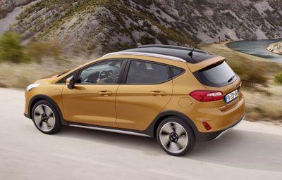 La Nouvelle Ford Fiesta Active est arrivée en concession !
