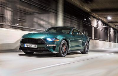 Optez pour **la légende**, optez pour une **Ford Mustang**.