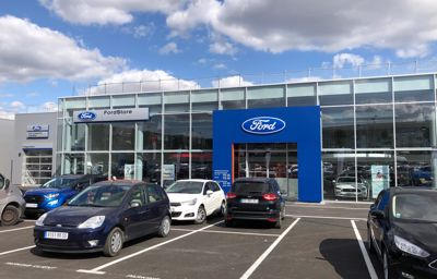Venez découvrir notre nouvelle concession Ford à Maxéville !