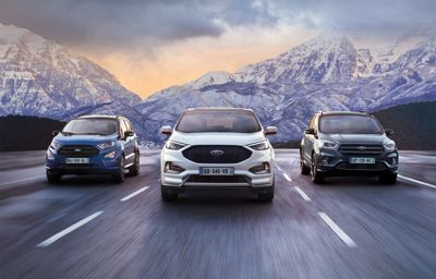 **Portes ouvertes le 18 et 19 janvier** chez Ford Groupe Thivolle !