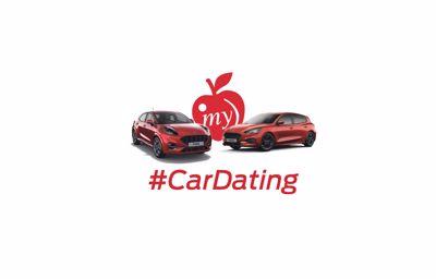 **#CarDating** : Trouvez le match parfait avec **Ford BYmy)CAR**