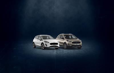 Exposition des plus beaux modèles Ford au centre commercial  Fontvieille !
