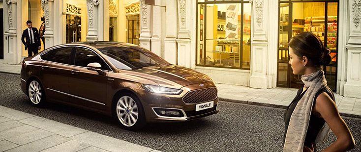 Nouvelle Ford Mondeo Vignale Hybrid