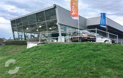 Bienvenue dans votre nouvelle concession Ford à Saint-Junien !
